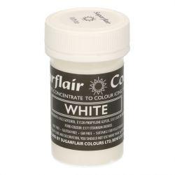 Sugarflair paste colour White