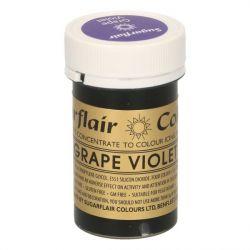 Sugarflair paste colour grape violet
