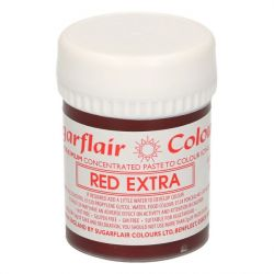 Sugarflair Red Extra