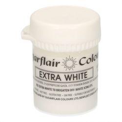 Sugarflair White Extra