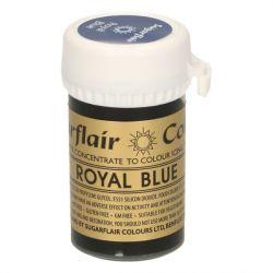 Sugarflair paste colour Royal Blue
