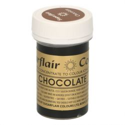 Sugarflair paste colour chocolate