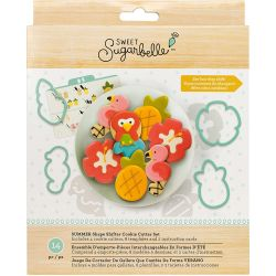 Sweet Sugarbelle Summer cookie set