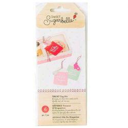 Sweet Sugarbelle Treat tag kit 6pc