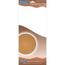 PME Impression Mat Wood Bark