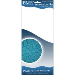 PME Impression Mat Cobblestone