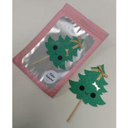 KED Taart Topper Kerstboom
