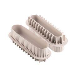 Silikomart 3D Design Mould - Inserto Buche & Cake