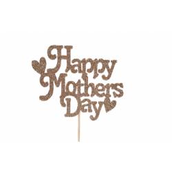 Kelsi-Marsh Krafts Cake Topper Happy Mothers Day
