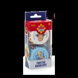 Decora Brandweerman Sam Cupcake Papiertjes pk/36