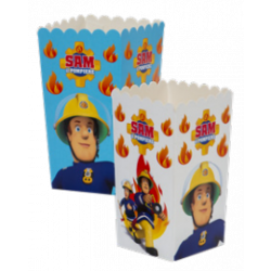 Decora Brandweerman Sam Party Box pk/6