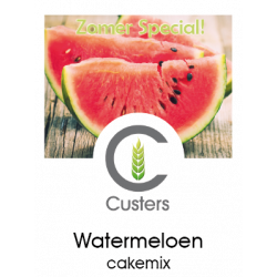 Custers Cakemix Watermeloen