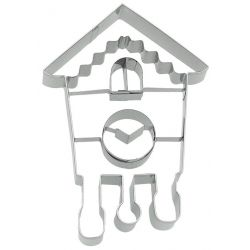 Birkmann Cookie Cutter Cuckoo Clock 11,5cm