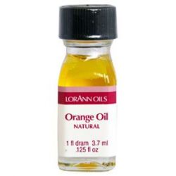 LorAnn Oils Super Strength Flavor - Orange Oil 3.7ml