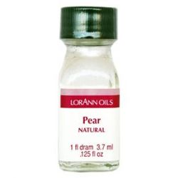 LorAnn Oils Super Strength Flavor - Pear 3.7ml