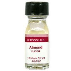 LorAnn Oils Super Strength Flavor - Almond 3.7ml