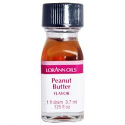 LorAnn Oils Super Strength Flavor - Peanut Butter 3.7ml