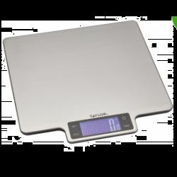 Taylor Kitchen Scale Large Platform Digital