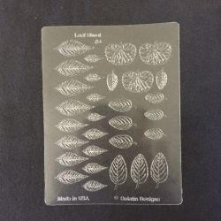 Gelatin Veining Sheet Leaf #4