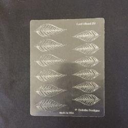 Gelatin Veining Sheet Leaf #6