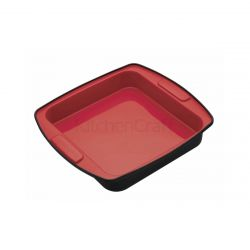 Kitchencraft Square Silicone Pan
