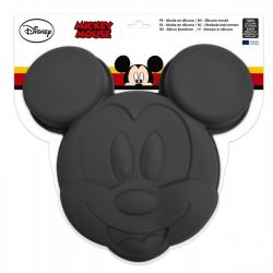 Mickey Mouse Silicone Bakvorm