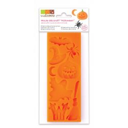 Scrap Cooking Silicone Mold Halloween