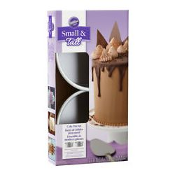 Wilton Small & Tall Cake Pan Set