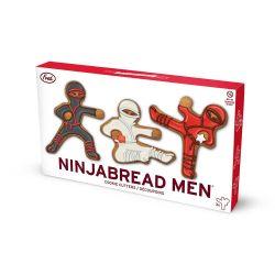 Fred Cookie Cutter Ninja Bread Men