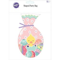 Wilton Party Bags Easter Celebration pk/15