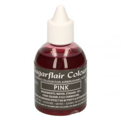 Sugarflair Airbrush Colouring Pink - 60ml