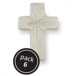 PME Pearl Cross 6st