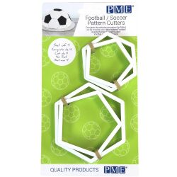 PME Football / Soccer Pattern Cutters