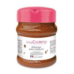 Scrap Cooking Gingerbread Spice Mix 70g