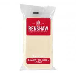 RENSHAW EXTRA WHITE CHOCOLATE 250gr