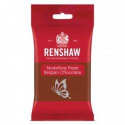 Renshaw Modelling Paste Belgian Chocolate 180g