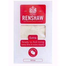 Renshaw White Marshmallow Fondant 1kg