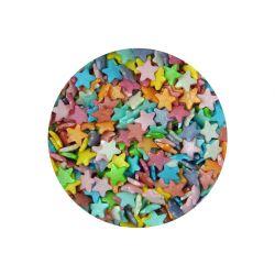 Scrumptious Glimmer Rainbow Stars Mini