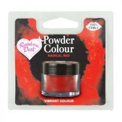 Rainbow Dust Powder Colour Radical Red