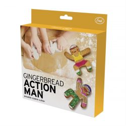 Fred Cookie Cutter Gingerbread Action Men