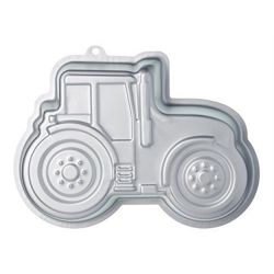 KitchenCraft Tractor Shaped Cake Pan