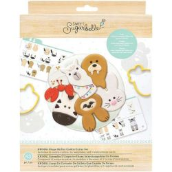 Sweet Sugarbelle Shape Shifter Cookie Cutter Set Animal