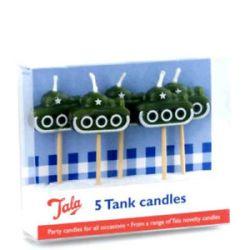 Tala Tank Candles pk/5