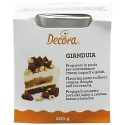 Decora Smaak Pasta Gianduia