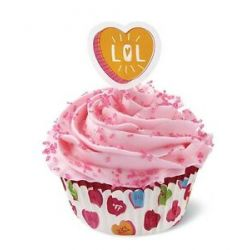 Wilton Baking Cups Combo Pack Valentine