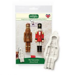 Katy Sue Silicone Mould Nutcracker