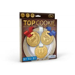 Fred Cookie Cutter Edible Medals