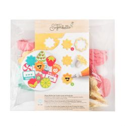 Sweet Sugarbelle Shape Shifter Set Cookie Cutter and Stamp Set 29pc