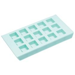 Kitchencraft Silicone Mould Chocolate Chunks