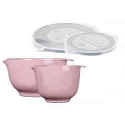 Rosti Beslagkom Margrethe Set 1,5L/3L Pink
